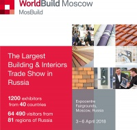 Solid at the WORLDBUILD MOSCOW  2018
